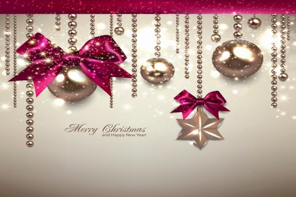 Felicidades para los días festivos