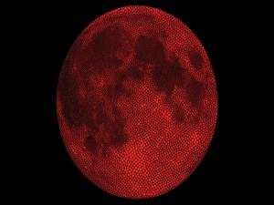 Imagen lunar