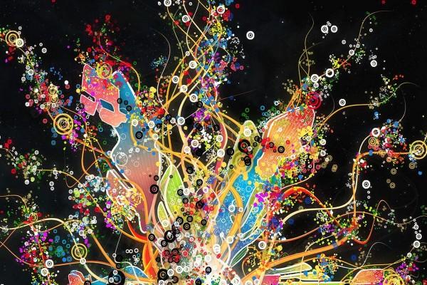 Explosión de color