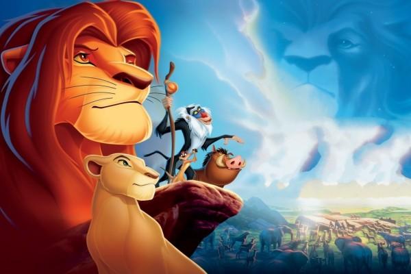Personajes de El Rey León