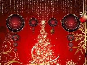Postal: La Navidad está presente