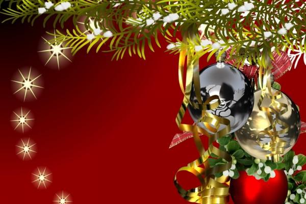 Fondo para adornar en Navidad