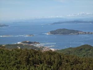 Preciosas vistas del Atlántico