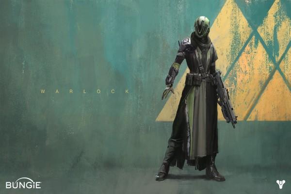 Guardián Warlock de Destiny