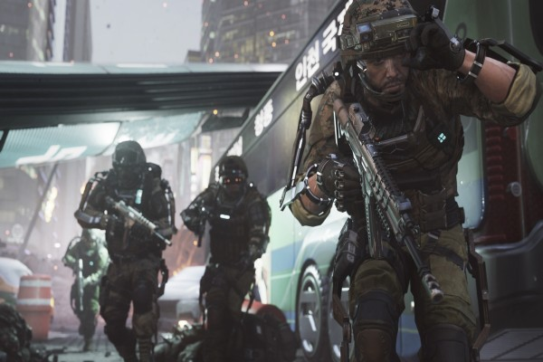 Call of Duty: Advanced Warfare (multijugador)
