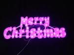 Luces de Feliz Navidad