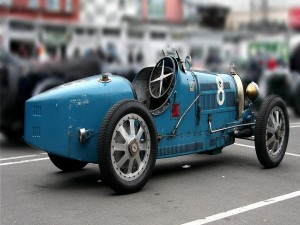 Postal: Bugatti 35