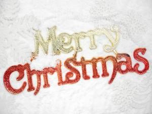 Feliz Navidad en dos bonitos colores