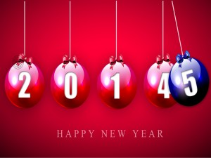 Postal: Se va el 2014 y llega el Año Nuevo 2015