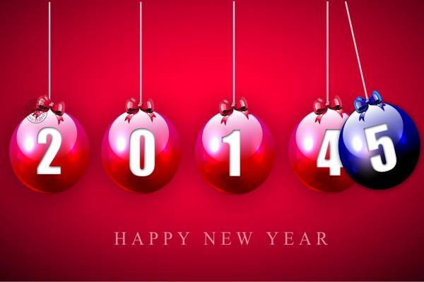 Se va el 2014 y llega el Año Nuevo 2015