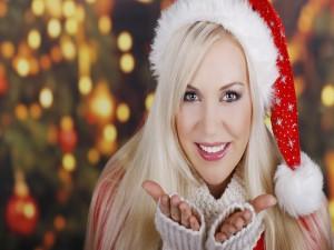 Sonrisas en Navidad