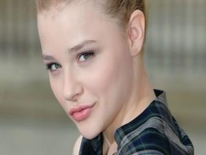 La actriz Chloë Grace Moretz