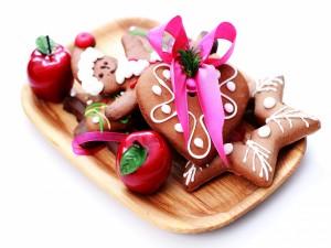 Bonitas galletas para decorar en Navidad