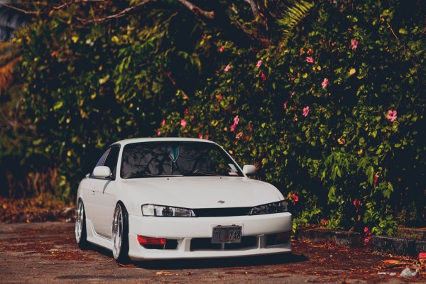 Nissan S13 Coupe Stance