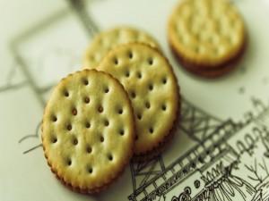 Postal: Unas ricas galletitas