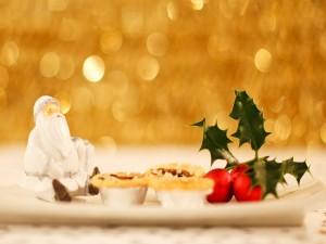 Pasteles navideños