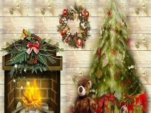 Cálida noche de Navidad