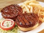 Doble hamburguesa