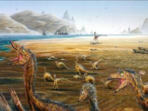 Tierra de dinosaurios