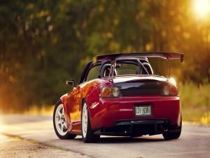 Postal: Honda S2000
