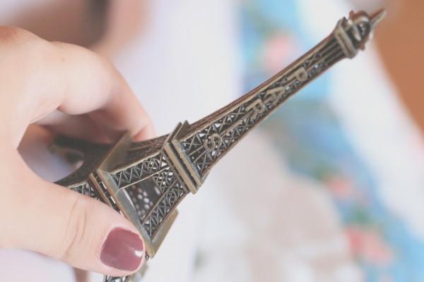 Pequeño recuerdo de París