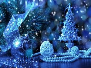 Postal: Una bonita decoración para Navidad