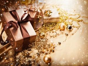 Decoración y regalos para Navidad