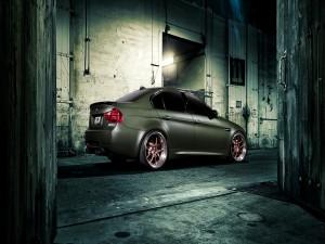 Postal: Un bonito BMW