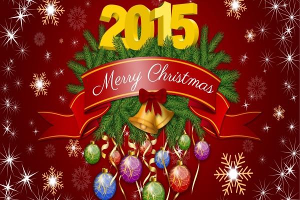 Feliz Navidad y 2015