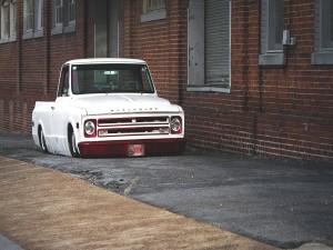 Postal: Chevrolet C10 de 1965