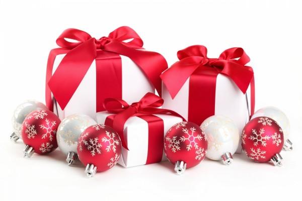 Regalos recibidos el día de Navidad