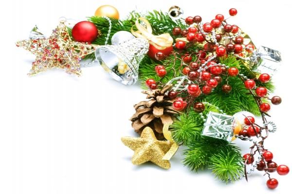 Un bonito adorno para Navidad
