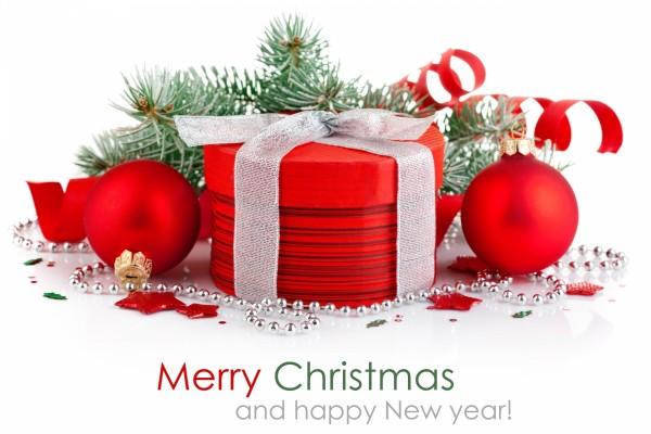 Que disfruten de la Navidad y tengan un Feliz Año Nuevo 2015