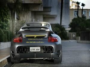 Porsche Avalanche Gemballa