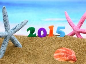 2015 sobre la arena