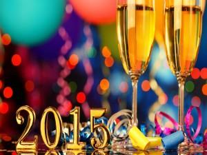 Celebrando el Nuevo Año 2015
