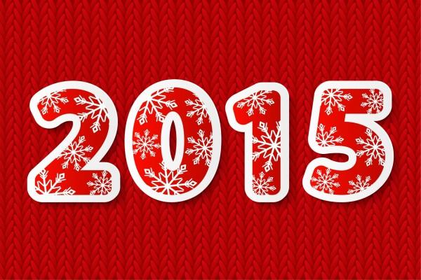 """Un """"2015"""" muy navideño"""