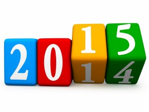 Se aproxima el Año Nuevo 2015