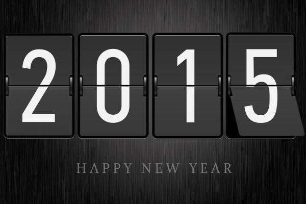 Adiós 2014 y Bienvenido 2015