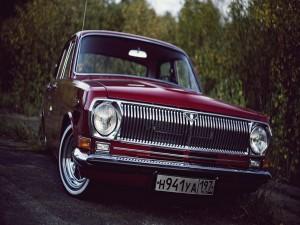 Postal: Volga GAZ-24