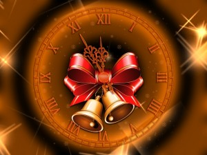 Esperando al Año Nuevo 2015