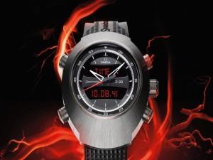 Postal: Reloj de pulsera Omega Speedmaster Z-33