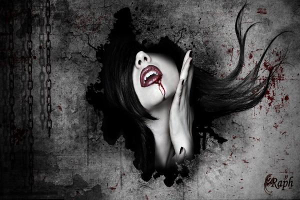 Una vampiresa