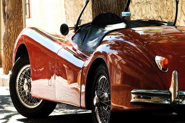 Jaguar Classic Convertible