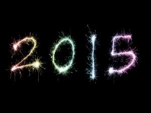Postal: 2015 Año Nuevo