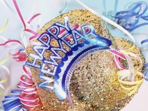 """Postal: Festejemos el """"Nuevo Año 2015"""" con paz y amor"""