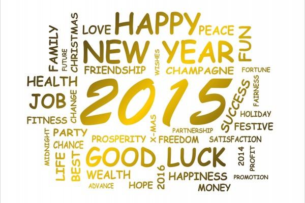 Propósitos para el Año Nuevo 2015