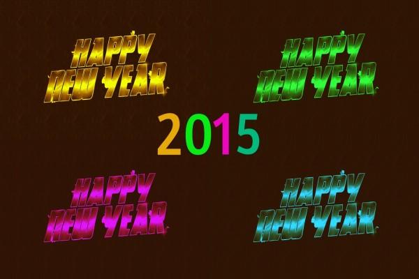 """Esperemos un """"Nuevo Año 2015"""" lleno de felicidad"""