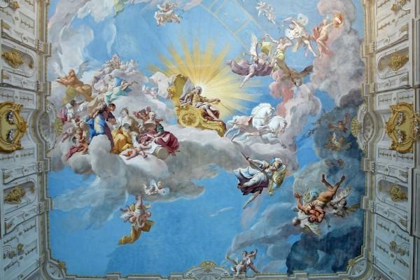 Fresco de Paul Troger