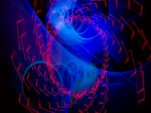 Espirales de colores